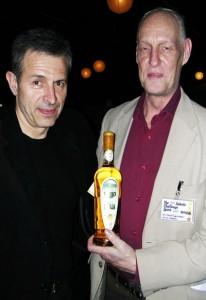 gospodin Jens Bjerrekaer pred upoznavanje sa carima srpske rakije