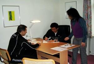 potpisivanje licence japanska strana
