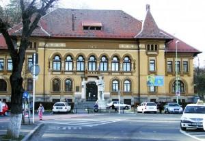 centralni trg u Brasovu