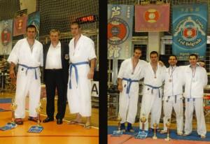 sl.1 Ribici i Svetlan Skenderovski, sl.2 M.Ribic, V.Ribic,K.Andrejevic,M.Bojic