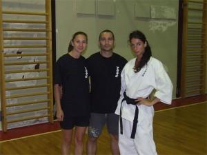 Andrea i Dan Matusea i Sandra Spasic