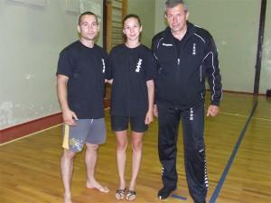 Dan i Andrea Matusea i Svetlan Skenderovski