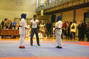 pocetak borbe juniorke