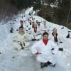 meditacija na snegu