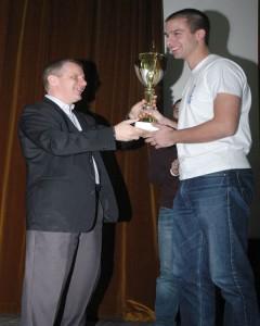Marko Ribic sportista godine 2009