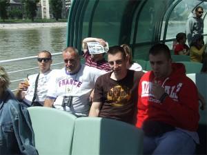 u razgledanju Budimpešte