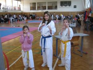 Ana, Katarina i Maša