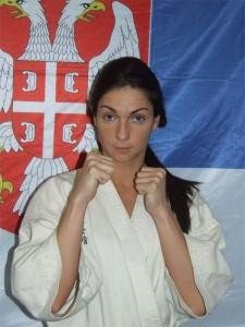 Sandra Spasic-jednom šampionka, uvek šampionka