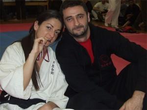 Sandra Spasić- proverava zlato