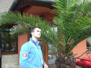 tri palme na otoku sreće, la la la lalalala