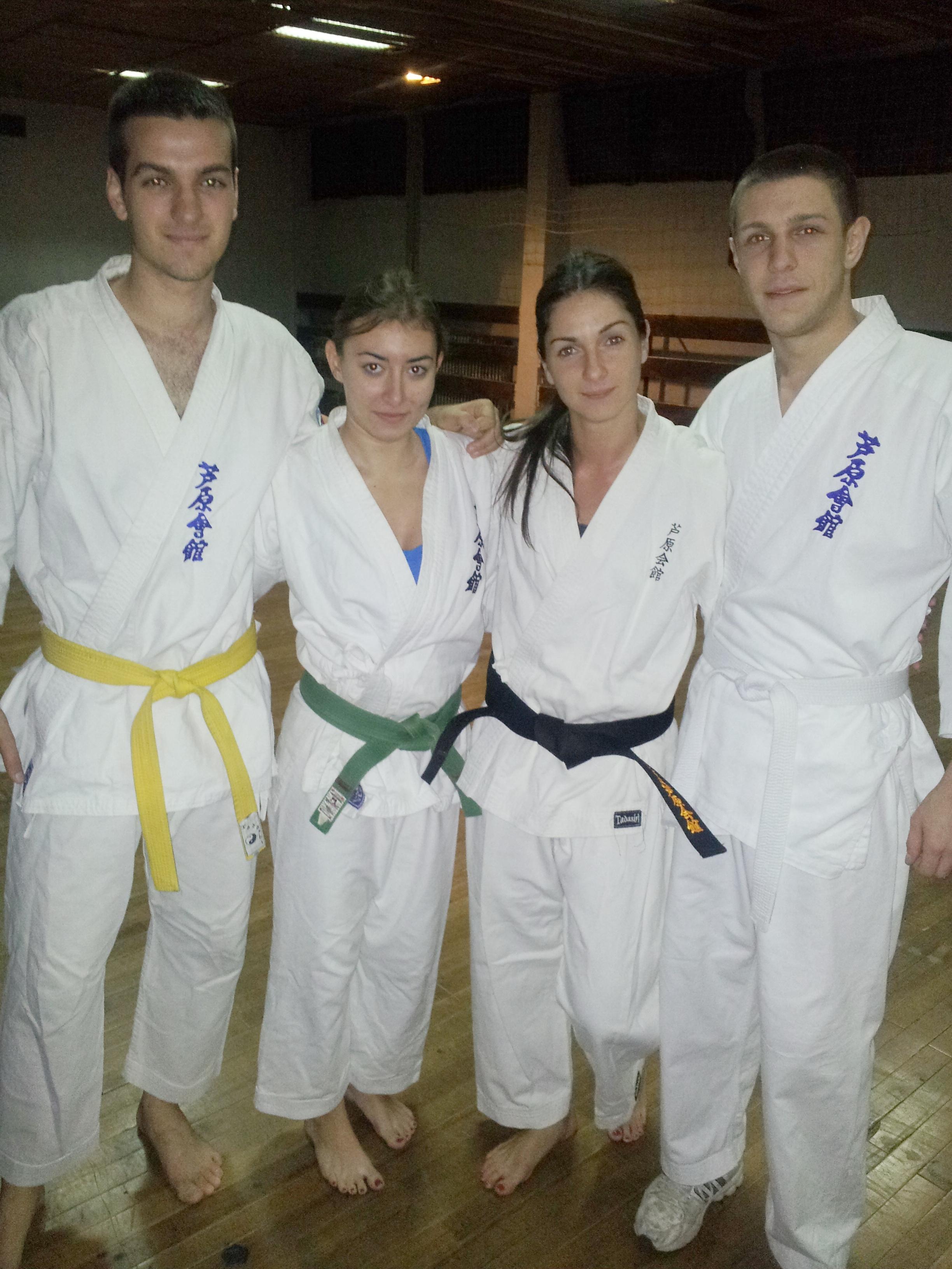 novosti ashihara kaikan savez srbije ashihara karate ashihara za pocetak uros kaca sandra i luka