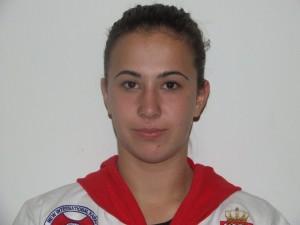 KRISTINA ARSIĆ-BRONZA SVETSKI ŠAMPIONAT RUMUNIJA 2013