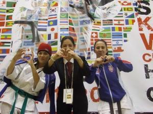 Milja, Sandra, Kristina