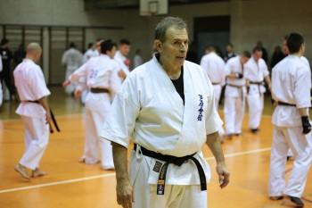 začetnik Ashihara sporta u Srbiji