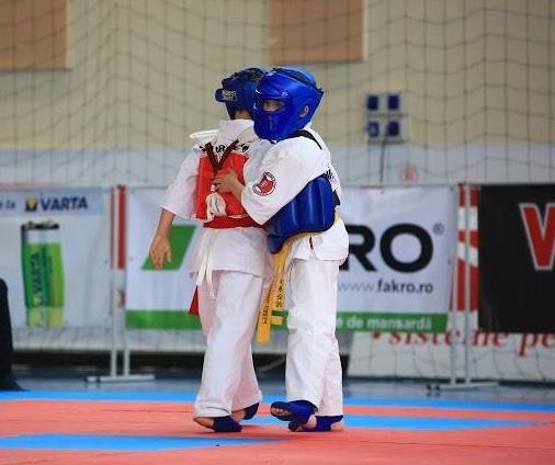 Ashihara Romanian Open 1