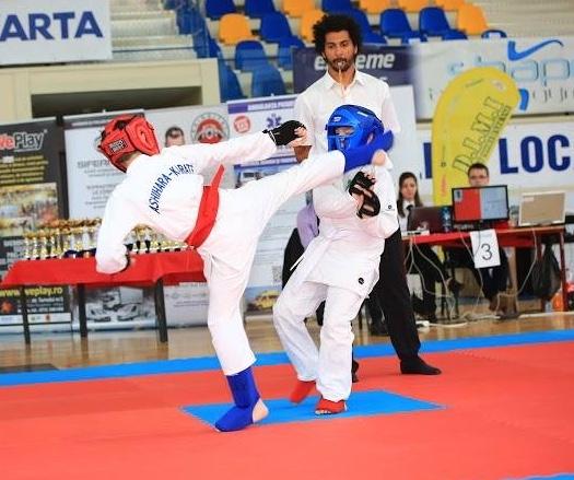 Ashihara Romanian Open 2