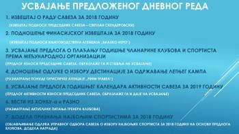 годишња скупштина 2018 -2